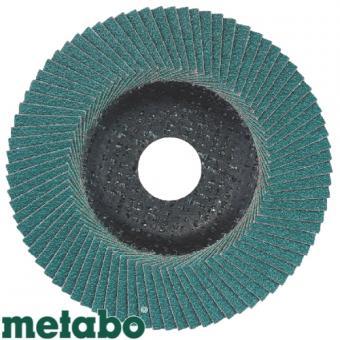 Metabo Lamellenschleifteller 125 mm, N-ZK