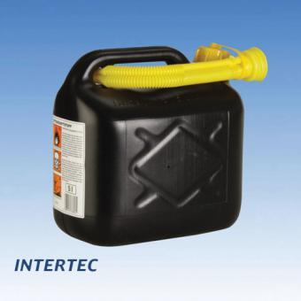 Intertec Benzinkanister 5 l