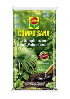 COMPO SANA® Grünpflanzen- u. Palmenerde