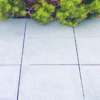 Terrassen- und Gehwegplatte