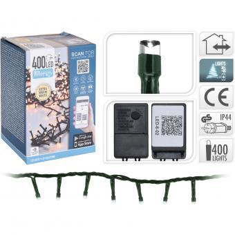 Koopman Lichterkette mit 400 LEDs